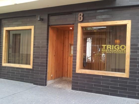 Comida Restaurante TRIGO