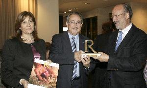Entrega Premio Restauradores a la AGV