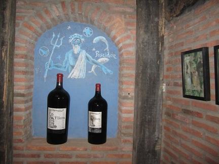 Comida Restaurante Bodega Laberinto El Hilo de Ariadna