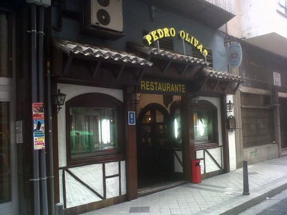 Comida Restaurante Pedro Olivar